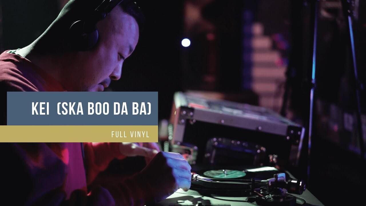 KEI | FULL VINYL [Ska Boo Da Ba]