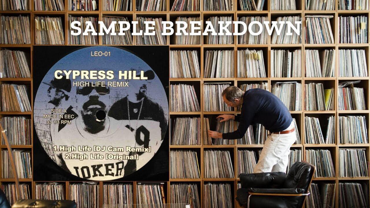 High Life (DJ Cam Remix) [2007] | Cypress Hill